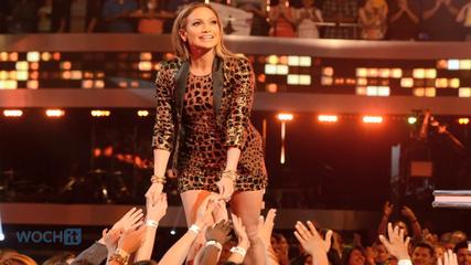 News video: 'American Idol' Reunion: Alum Reveal How Jennifer Lopez Collaboration Came Together